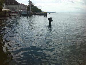 überlinger promenade am Bodensee