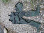 Cormoran Wathose mit Taschen und Watgürtel
