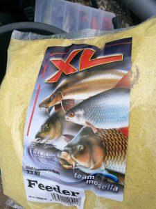 Mosella feederfutter für friedfische
