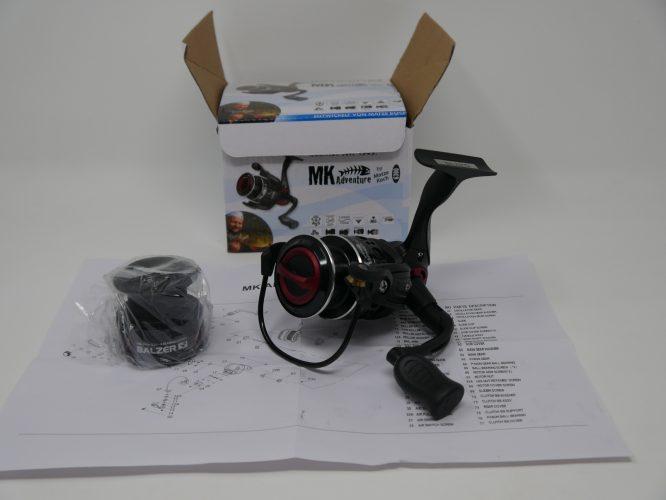 Mk Adventure Rolle mit Packungsinhalt