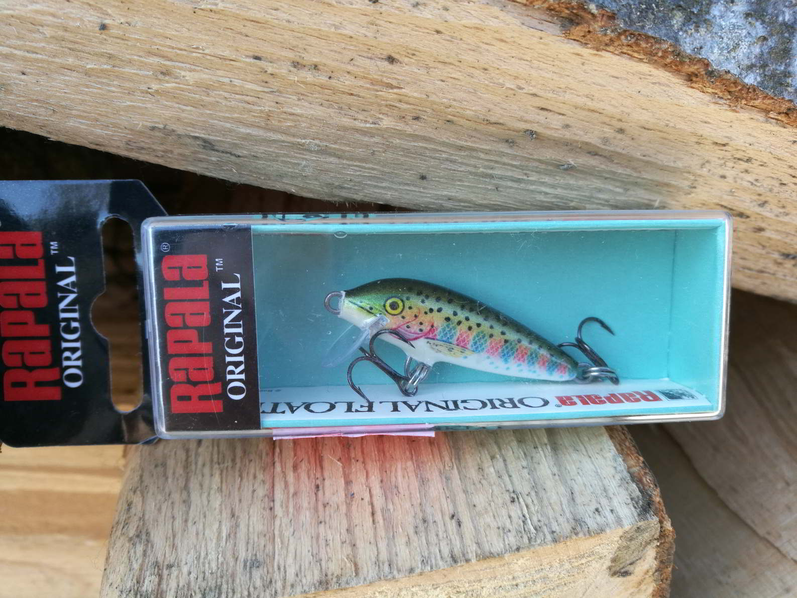 Rapala Original Floater Forellenwobbler