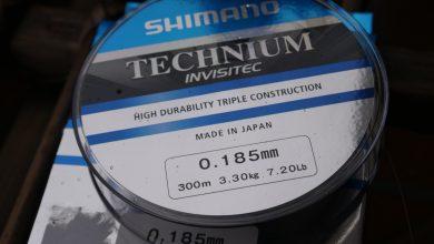 Shimano technium verpackung