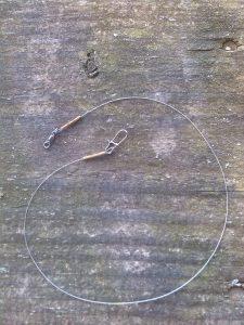 Stahlvorfach spinnfischen