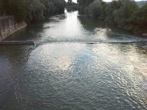 Stauwehr Neckar