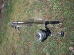 Automatic fishing rod